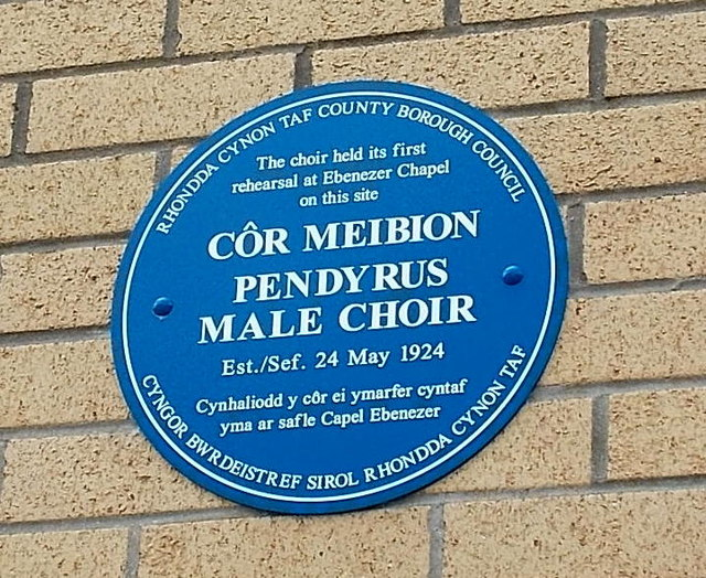 Photo of Blue plaque № 2234