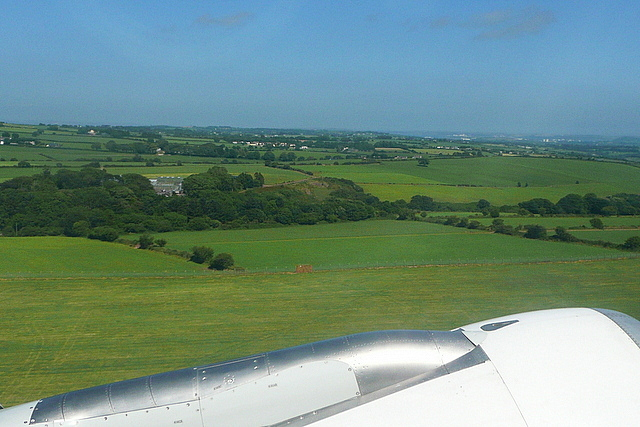 Leaving Cork