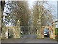 TQ2117 : Gates near Henfield by Stephen Richards