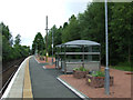 NS2983 : Helensburgh Upper railway station by Thomas Nugent