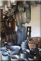ST1177 : National History Museum - Galvanised! : Week 34
