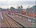 TL0330 : Harlington station, 1994 by Ben Brooksbank