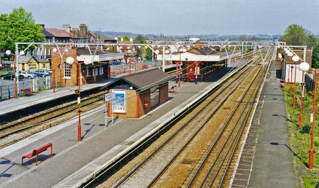 Harold Wood Station Car Park Charges