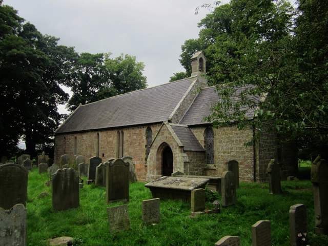 Church of St Mary and St Michael