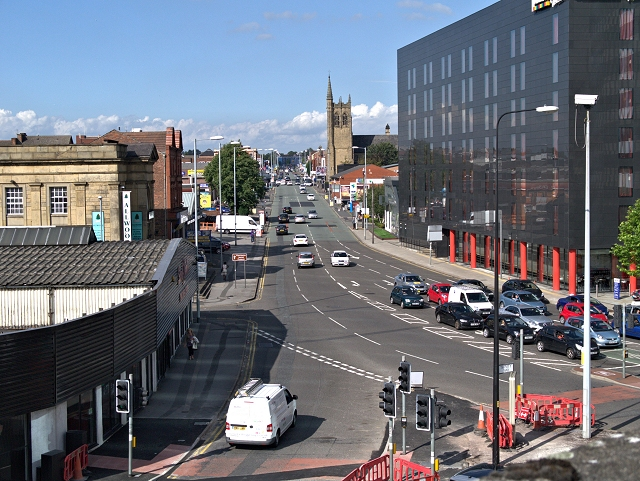 manchester cheetham hill road david dixon geograph. Black Bedroom Furniture Sets. Home Design Ideas