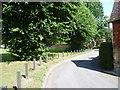 : Green Road, Horsmonden alongside The Heath by Marathon