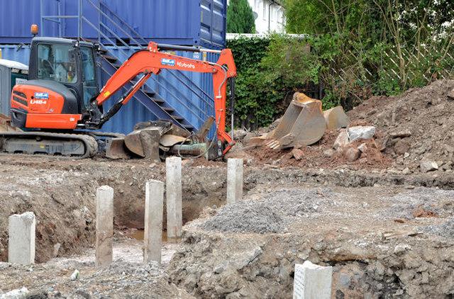 """""""Palmerston"""" housing site, Belfast (2013-2)"""