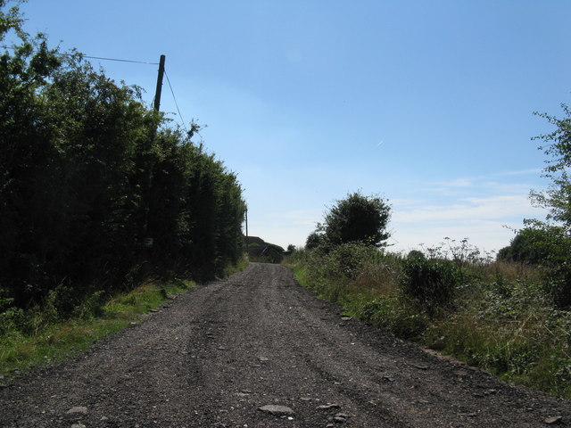 Road to Neale's Farm