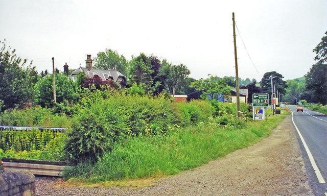 Former Hedgeley Railway Station