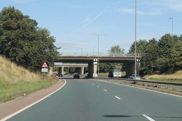 A1260 towards Peterborough