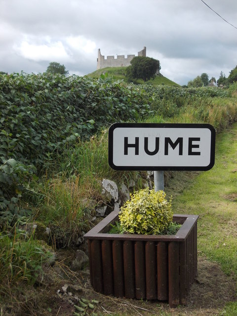 Entering Hume