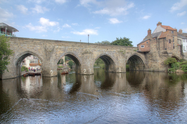96 and 87 Elvet Bridge