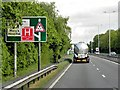TQ4571 : A20, Sidcup Bypass by David Dixon
