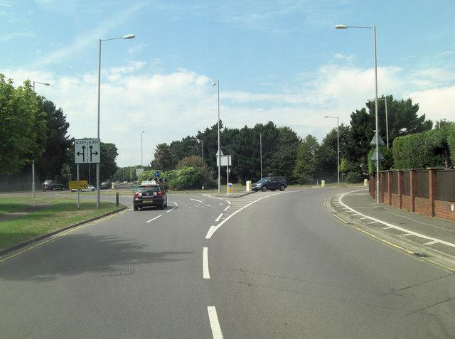 A337 road
