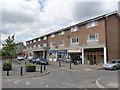 SK3830 : Shopping parade, High Street, Chellaston by Alan Murray-Rust