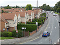 SK3632 : Osmaston Road by Alan Murray-Rust