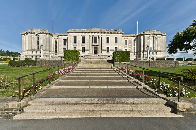 National Library Of Wales Ian Capper Geograph Britain