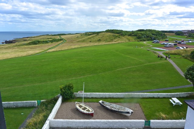 The Miners Welfare Field, Souter Lighthouse