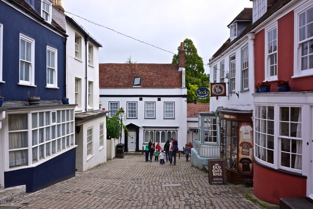 Quay Street, Lymington
