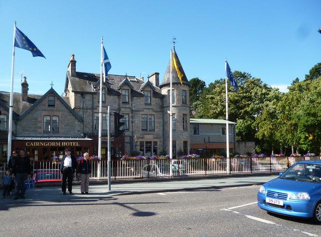 Cairngorm Hotel Aviemore Uk