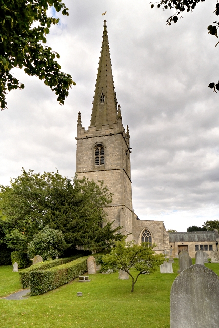 The Parish Church of St Giles, Balderton