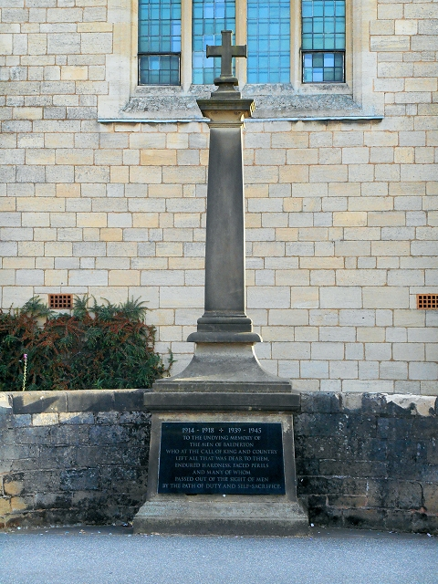 Balderton War Memorial