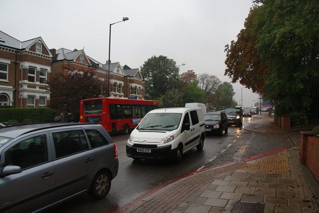 Thurlow Park Road, West Dulwich