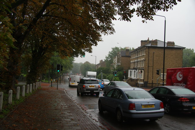 The South Circular Road, West Dulwich