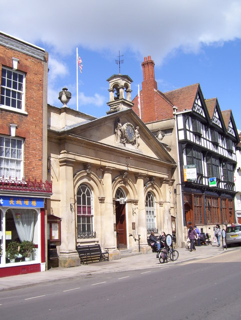 Tewkesbury Town Hall