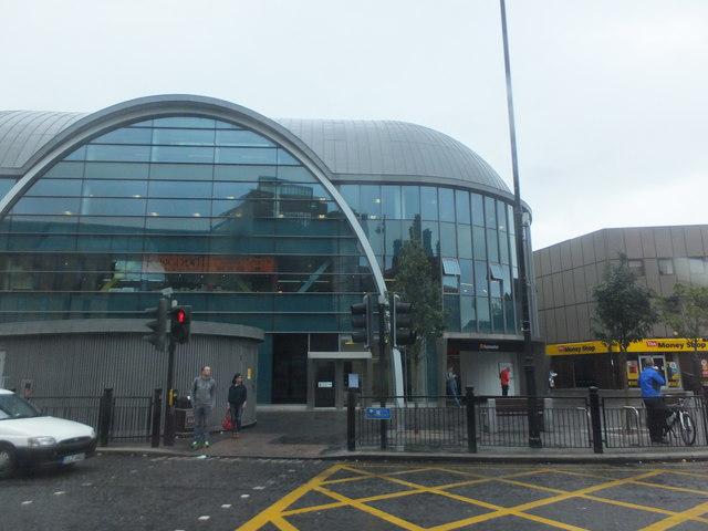 The Haymarket, Newcastle