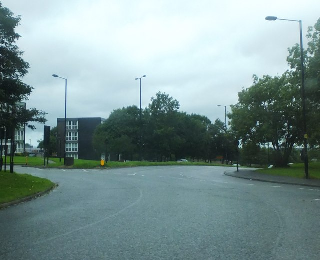 Housing on Ponteland Road (A167)