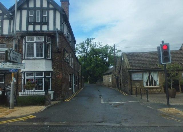 Eland Lane