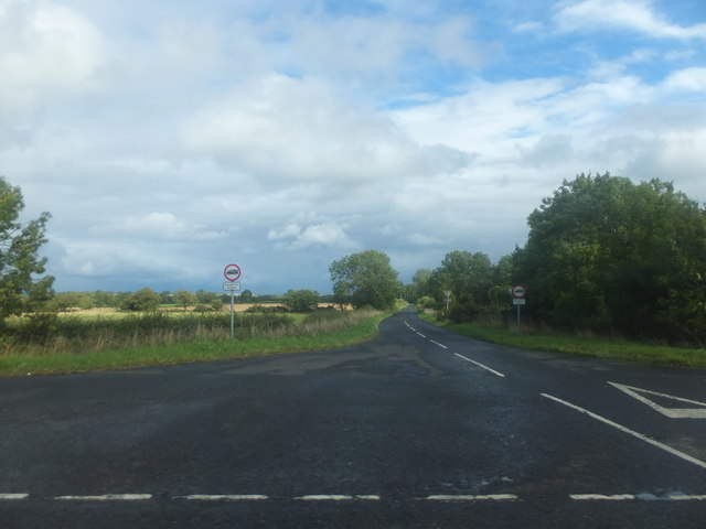 Road to Ogle and Kirkley