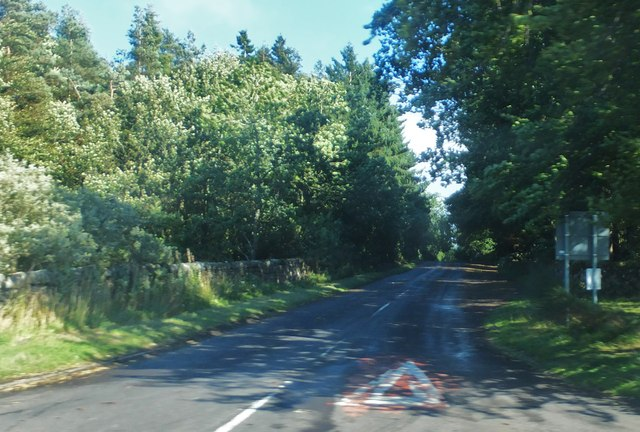 Road to Longwitton