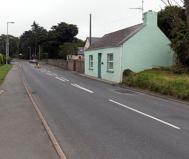 Upper Lamphey Road Pembroke