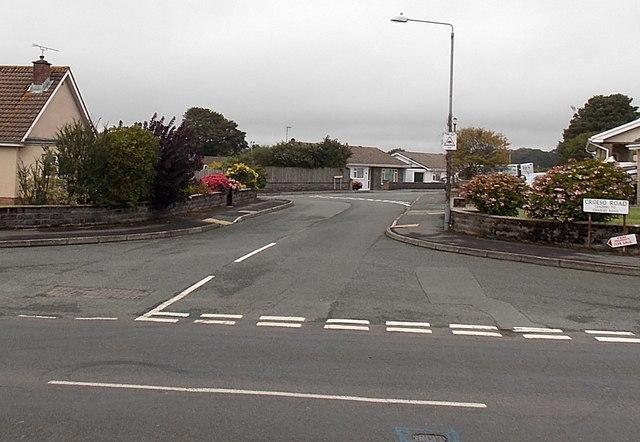 Croeso Road Pembroke