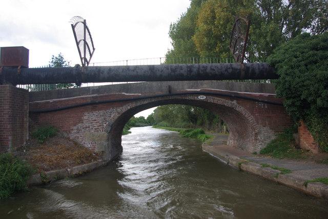 Stanney Mill Bridge, Shropshire Union Canal