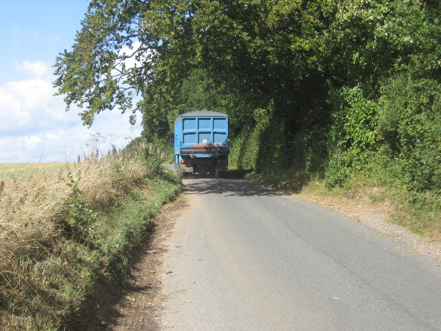 No way past - Trenchard Lane
