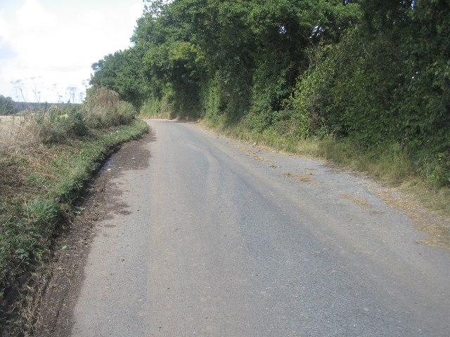 Passing spot - Trenchard Lane