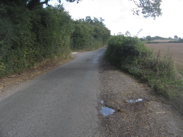 Passing spots - Trenchard Lane