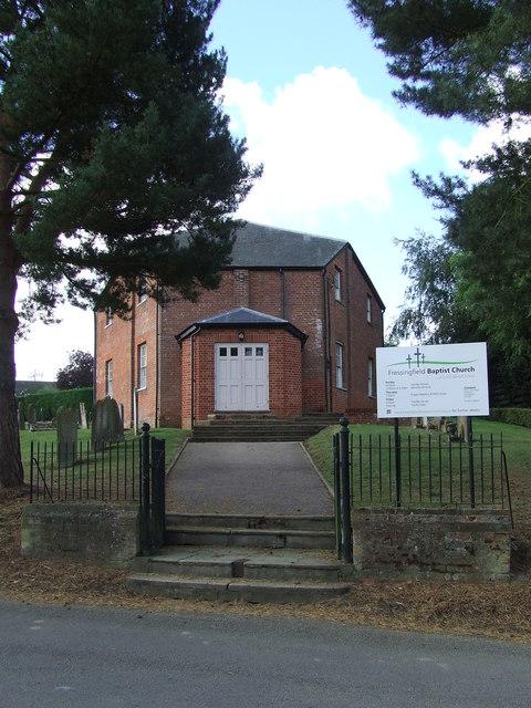 Fressingfield Baptist Church