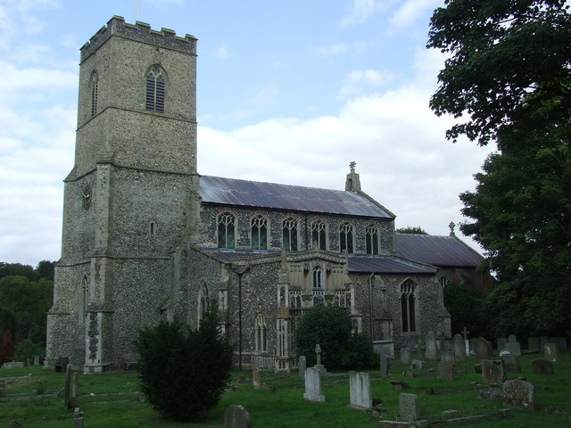 St Peter and St Paul Fressingfield
