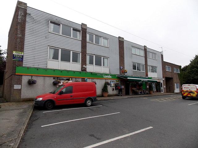 Upper Lamphey Road Londis store, Pembroke