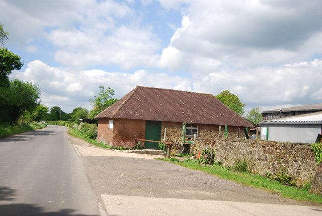 Outbuilding, Climsett's Farm