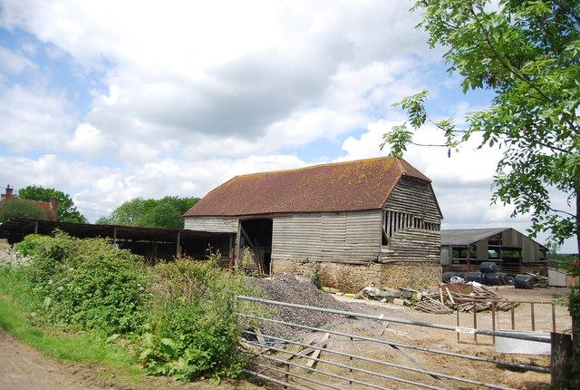 Barn, Climsett's Farm