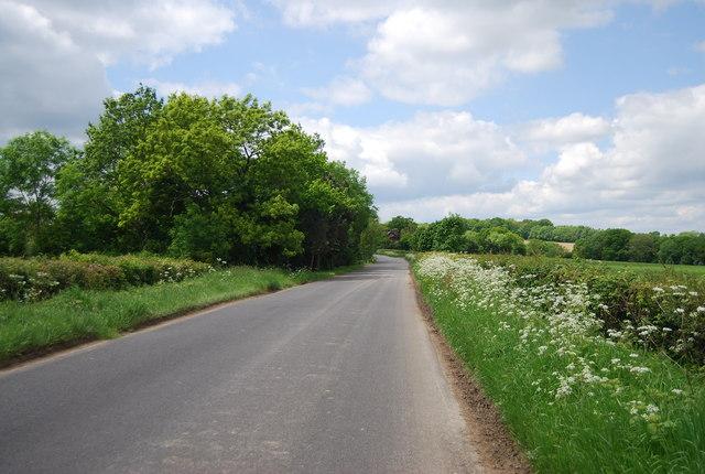 Heading to Boarsney Farm