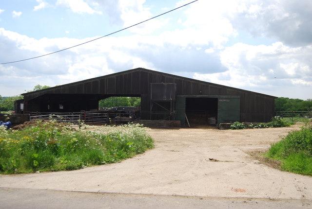 Barn, Boarsney Farm