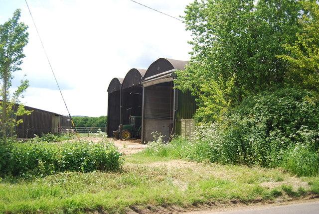 Barns, Boarsney Farm