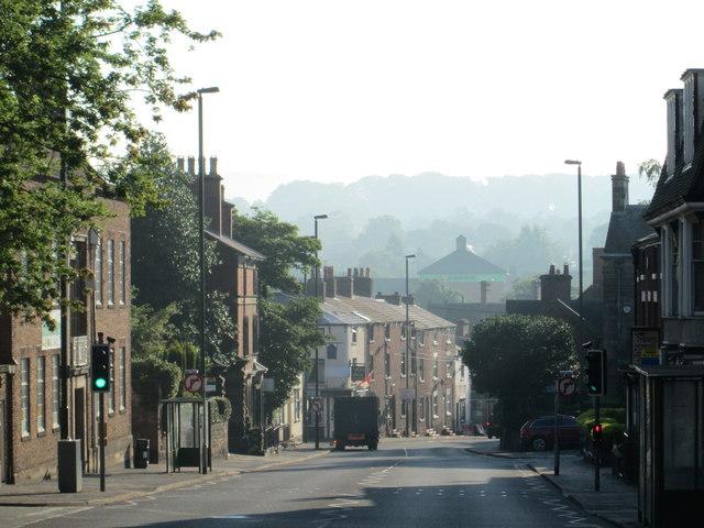 Stockwell Street, Leek