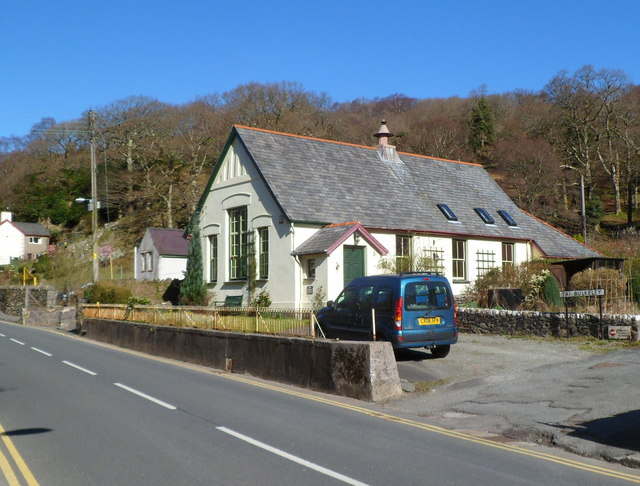 The Sunday School, Beddgelert